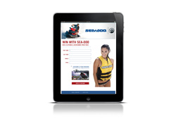 Sea-Doo iPad App